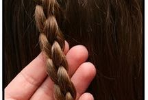 Hair How To / by Bobbi Schmidt-Grunewald