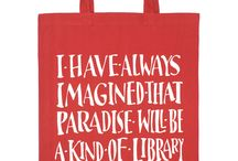 Good Reads / Libraries, bookstores, quotes and suggestions about the printed word / by Paula Sutton