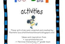 School/kids crafts / by Elise Rocco