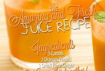 Juice / by Jackie Steele