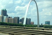 St. Louis / Places I like or want to go in St. Louis. / by Barb Livingston