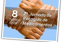 Jornada de Recogia de medicamentos / by Farmacia Montmany