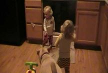 Cute twin videos to make you smile! / by Twiniversity Loves Families of Multiples