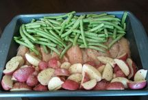 Dinners to cook / by Hannah Peeler
