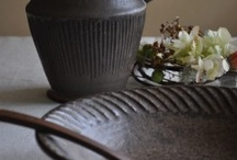 pottery / by Donna Cushman-Yost
