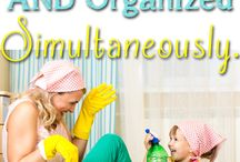 Get organized / by Jennifer Gunn