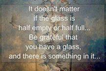 Attitude of Gratitude / by Kate *