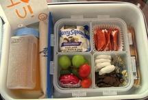 Lunch To-Go, Quick Snacks, & Bento Ideas / by Amara McClellan