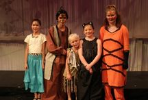Jungle Book Costumes / by Jacque Dewey