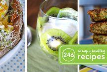 Healthy foods / by Sherlene Harvey