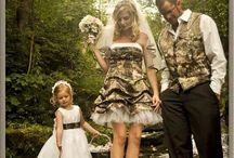 Real Camo Weddings / See real weddings inspired by camo / by Camo Formal