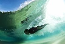 bodysurfing / by Guillaume Morin