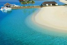 dream vacations / by Tammy D...