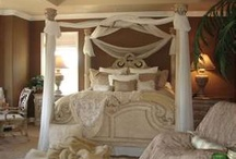 Romantic bedrooms / by Lacey Bush