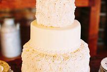 Wedding Cakes / by Boudoir Photography Denver | Under the Garter | www.underthegarter.com