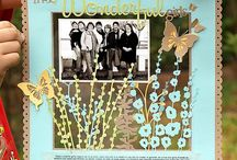 scrapbooking life / by Meaghan Sullivan