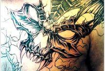 Tattoo's 2 / by What I like!