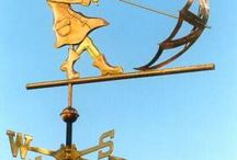 Cats & Witches Weathervane / by Nurit Zodrow