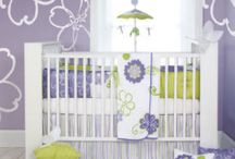 Baby Nursery Ideas / When I have children I would love my baby nursery to look like these. / by Angela Lowrey