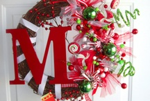 Christmas wreath / by Maria Bertrand