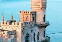 Castles etc. / by Rowe Royer