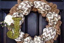 Home Decor / by Tuesdae Middlebrooks