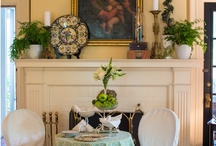 Decorating your mantel year round / by Nell Hill's