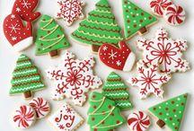 Christmas/ Holiday Cookies  / Ideas / by Momma Zinga