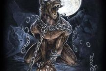 werewolves / werewolves / by JAKKI STIXX