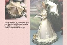 How-To's For Doll Making / I just LOVE making dolls and finding tutorials, patterns, articles, projects, and how-to's for making dolls.  I hope you enjoy what I've found.  Happy doll making. / by Linda Walsh