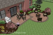 Patio ideas / by Nicole Seier