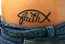 Tattoos / by Nikki Taylor