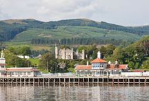 Dreamin' of Dunoon, Scotland / by Beth Stanton Wycuff