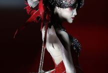 hair, hats and handbags / fabulosity / by Suzanne Tamaki