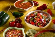 KW - Salsa / Creative fruit and vegetable salsa recipes / by Kitchen Window