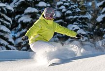 Epic Snowboard Trips For Your Soul / by Le Grand Adventure Tours