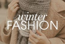 Winter Fashion / by BaubleBar