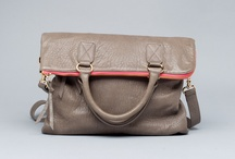 handbags and accessories / by Melissa Le
