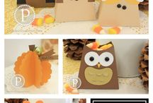 Thanksgiving Crafts / View all of my favorite Thanksgiving Crafts in one place. Check out PassionForSavings.com for more ideas each week!  / by Passion For Savings