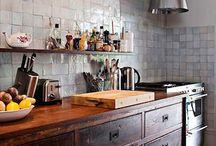Kitchen / by Katharine Brown