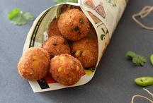Fried goodies / by Joan Larason