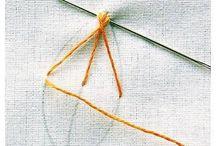 sewing / by Carolyn Dube
