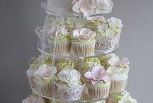 Wedding cakes / by Cindy Valdez