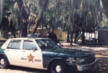 Old School Law Enforcement / by Walton County Sheriff's Office