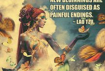 Quotes and Inspiration / by Linda Leaf
