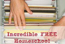 Homeschooling / by Tracey O'Hara