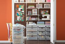Organization Ideas / by Maggie Headd