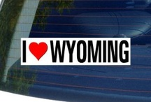 We Heart Wyoming / by University Store