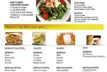 I love healthy food / by Pandora B