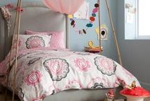 Baby/Kid Room Ideas / by Teresa Kruger